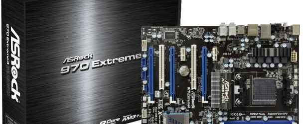 Материнская плата для майнинга ASRock 970 Extreme4 Socket AM3+ ATX